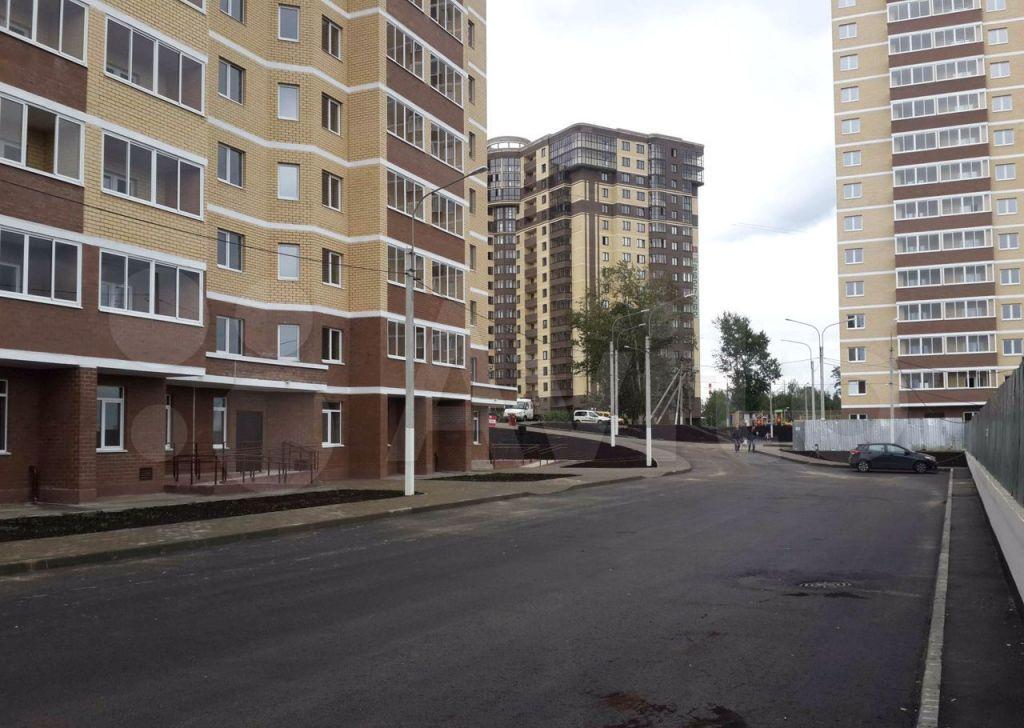 Продажа однокомнатной квартиры поселок Биокомбината, цена 3950000 рублей, 2021 год объявление №590819 на megabaz.ru