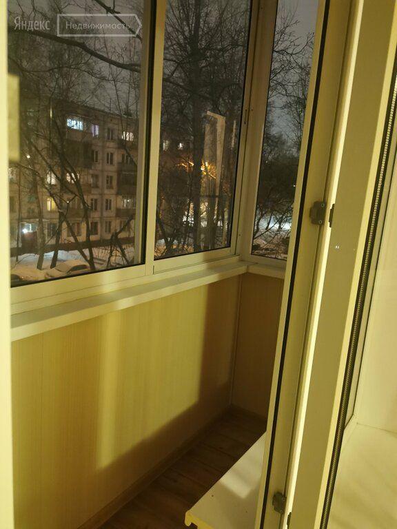 Продажа однокомнатной квартиры Москва, метро Кузьминки, Зеленодольская улица 27к1, цена 8000000 рублей, 2021 год объявление №580289 на megabaz.ru