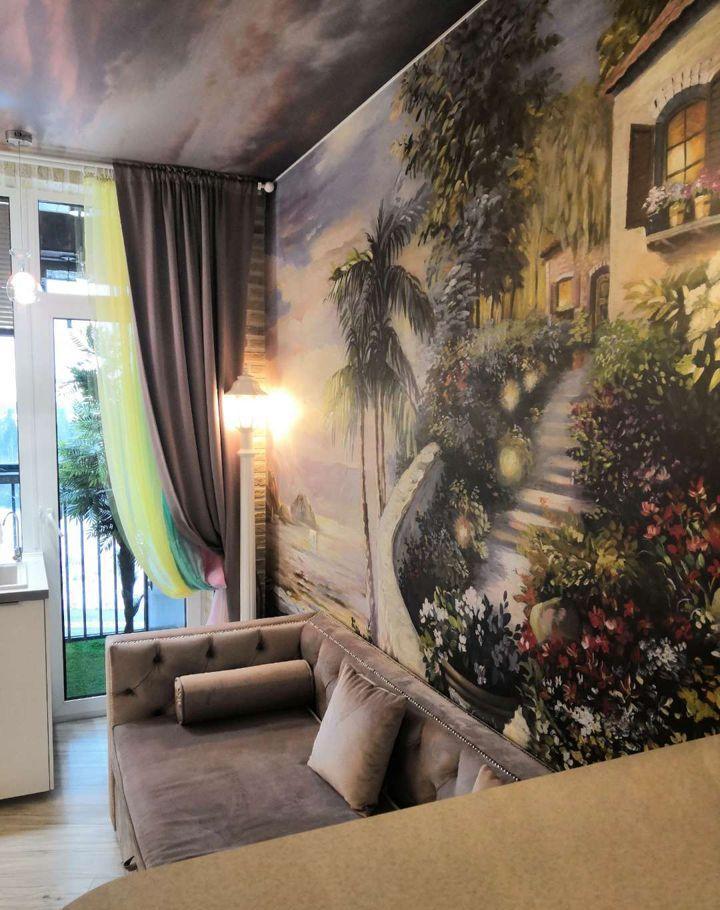 Аренда однокомнатной квартиры деревня Рузино, цена 35000 рублей, 2020 год объявление №1212964 на megabaz.ru