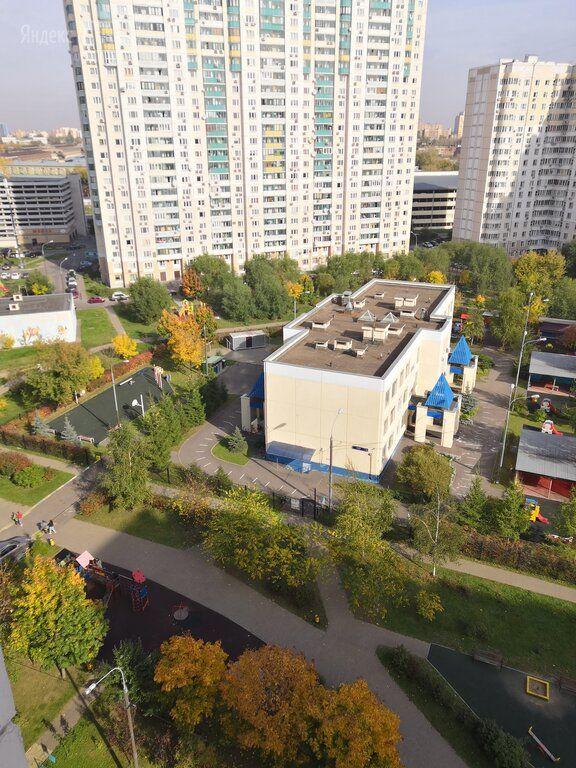 Продажа трёхкомнатной квартиры Москва, метро Кузьминки, Окская улица 3к2, цена 17900000 рублей, 2021 год объявление №518923 на megabaz.ru