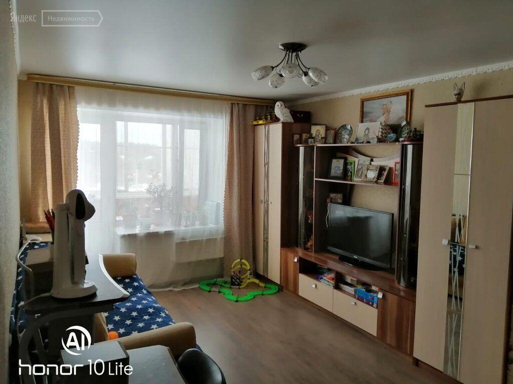Продажа однокомнатной квартиры поселок Реммаш, Юбилейная улица 11, цена 1850000 рублей, 2021 год объявление №596445 на megabaz.ru