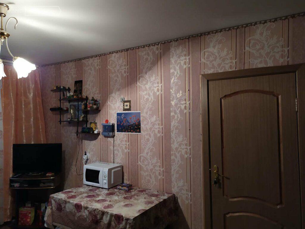 Продажа комнаты поселок Глебовский, улица Микрорайон 12, цена 1100000 рублей, 2021 год объявление №519307 на megabaz.ru
