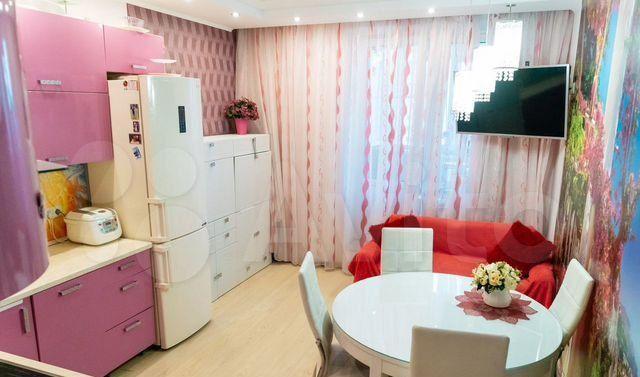 Аренда однокомнатной квартиры деревня Марусино, Заречная улица 31к4, цена 2200 рублей, 2021 год объявление №1331532 на megabaz.ru
