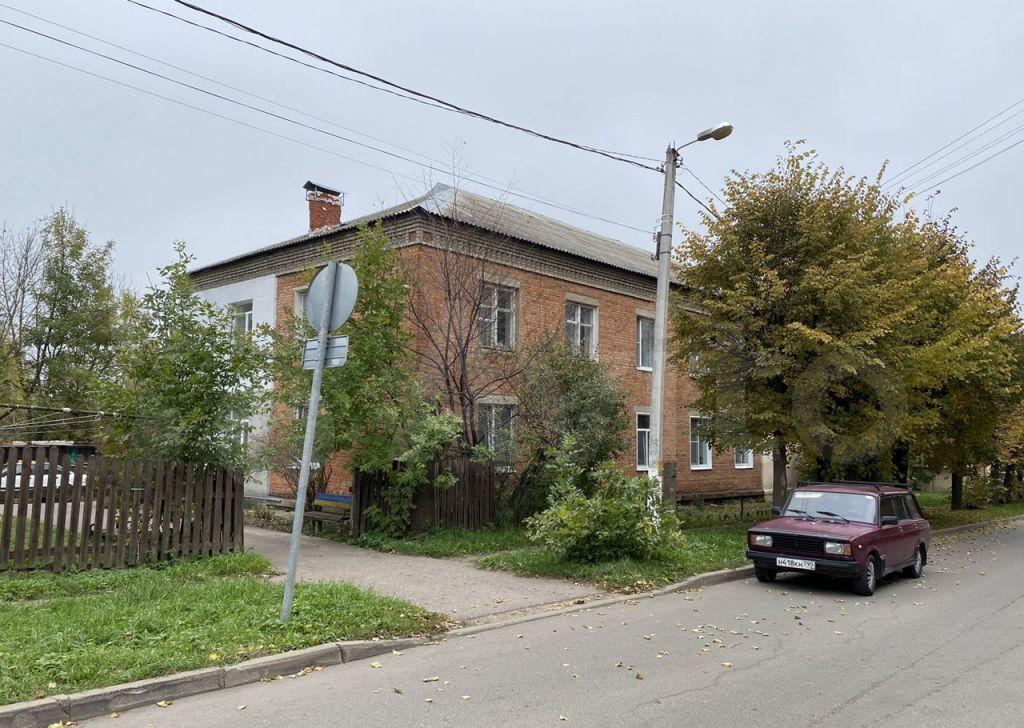 Продажа однокомнатной квартиры Можайск, улица Желябова 15, цена 1700000 рублей, 2021 год объявление №703344 на megabaz.ru