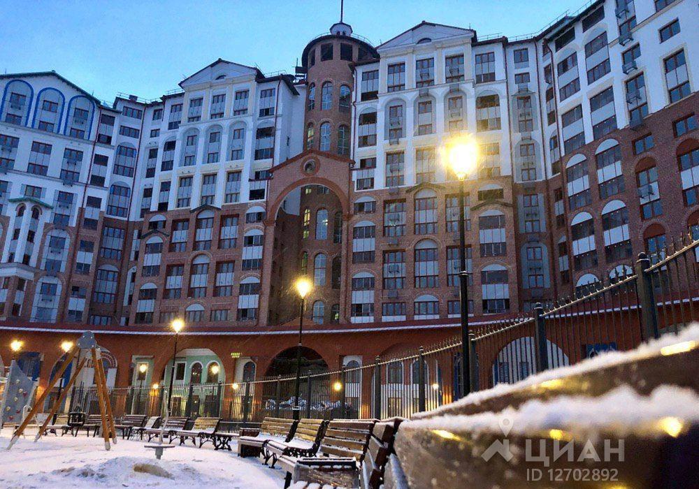 Продажа однокомнатной квартиры поселок Развилка, метро Зябликово, цена 6200000 рублей, 2021 год объявление №388793 на megabaz.ru