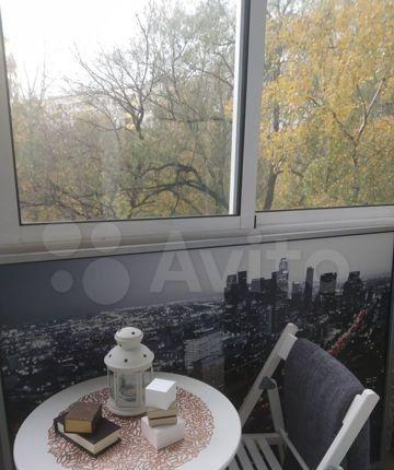 Продажа однокомнатной квартиры Москва, метро Рязанский проспект, улица Академика Скрябина 26к4, цена 7200000 рублей, 2021 год объявление №541029 на megabaz.ru