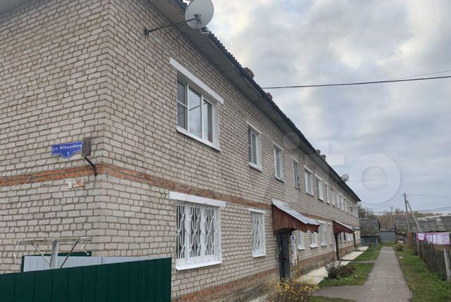 Продажа двухкомнатной квартиры деревня Новое, Юбилейная улица, цена 1600000 рублей, 2021 год объявление №530960 на megabaz.ru