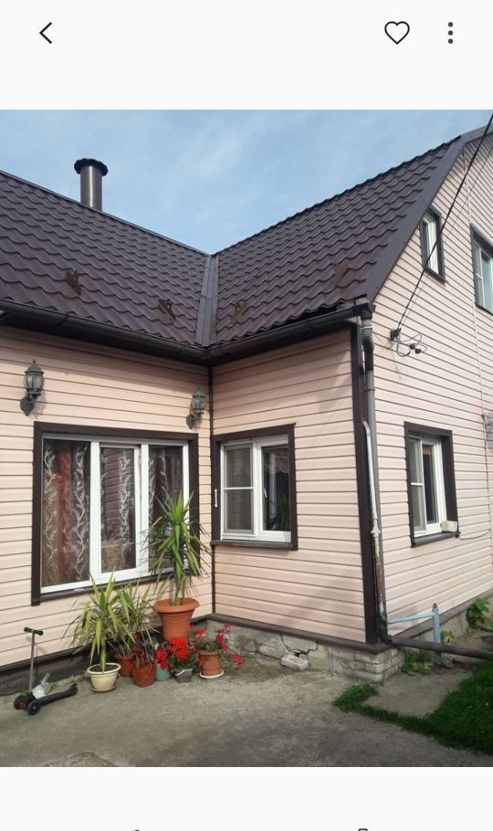 Продажа дома Ногинск, цена 7500000 рублей, 2021 год объявление №573099 на megabaz.ru