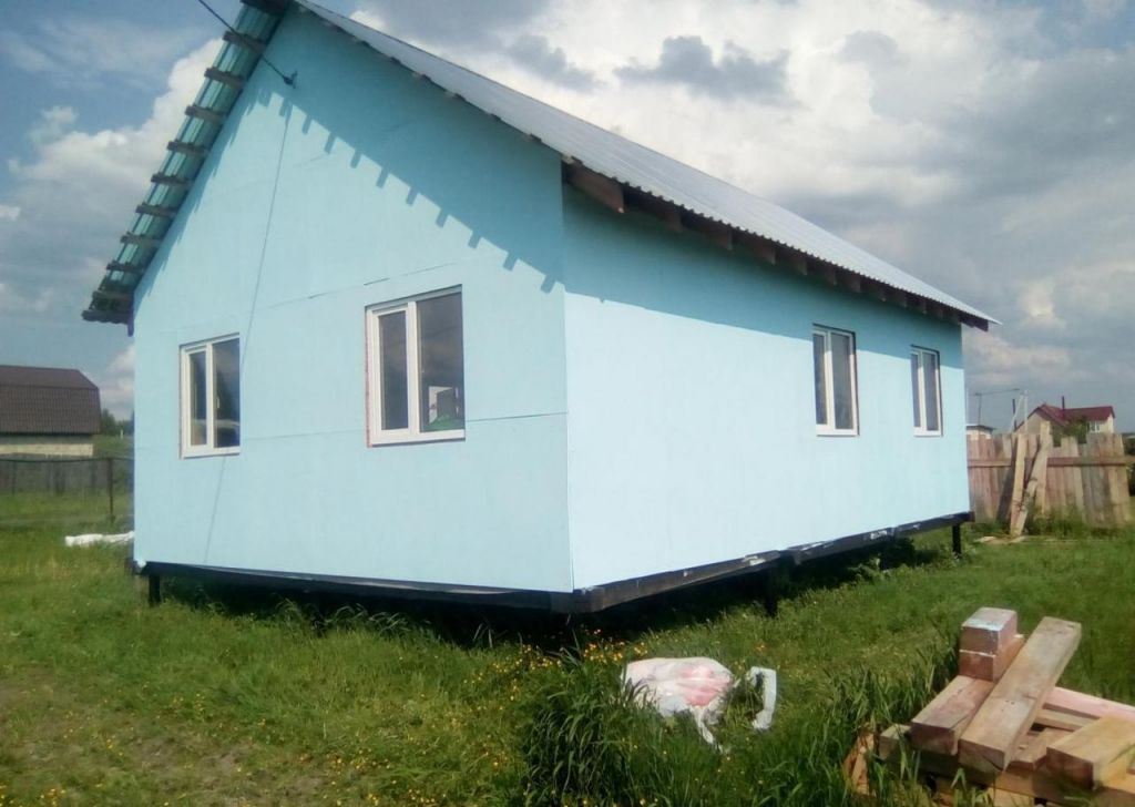 Продажа дома деревня Губино, цена 1150000 рублей, 2021 год объявление №520076 на megabaz.ru