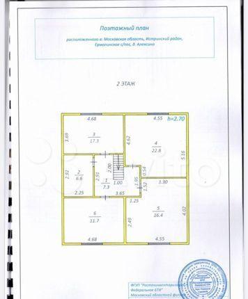 Продажа дома деревня Алексино, Садовая улица, цена 5850000 рублей, 2021 год объявление №559082 на megabaz.ru