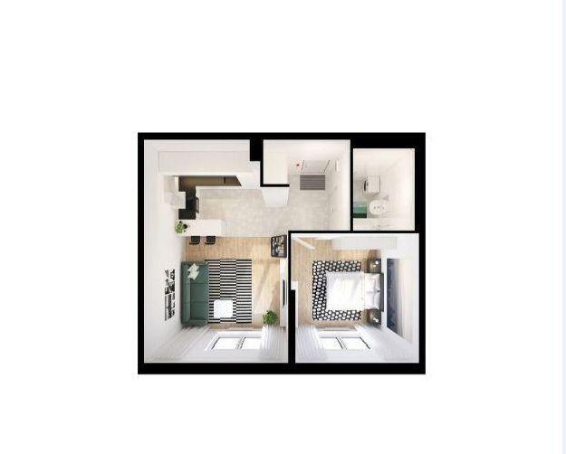Продажа однокомнатной квартиры Москва, метро Савеловская, цена 11700000 рублей, 2021 год объявление №522849 на megabaz.ru