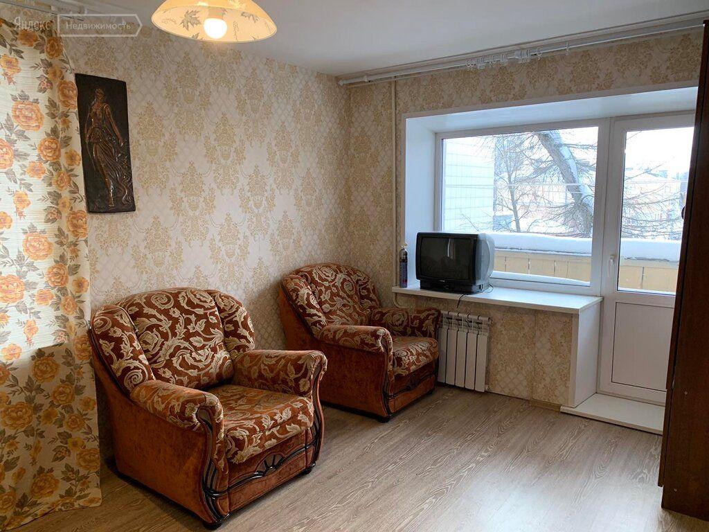 Аренда однокомнатной квартиры Воскресенск, улица Ломоносова 119к2, цена 17000 рублей, 2021 год объявление №1328846 на megabaz.ru