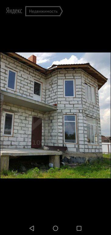 Продажа дома коттеджный посёлок Лосиный Парк-2, улица 3-я Линия, цена 6000000 рублей, 2020 год объявление №367077 на megabaz.ru
