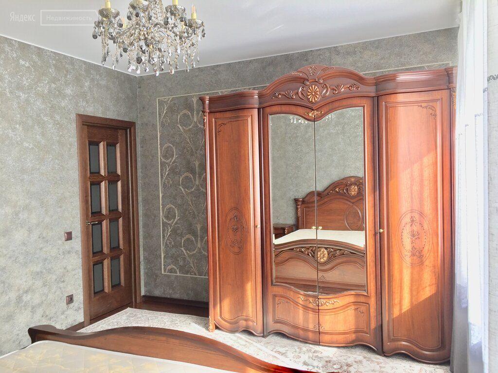 Продажа двухкомнатной квартиры рабочий поселок Новоивановское, Можайское шоссе 51, цена 9150000 рублей, 2021 год объявление №442230 на megabaz.ru