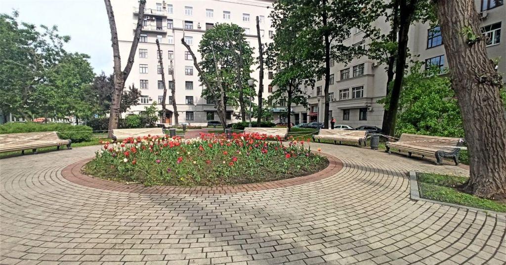 Продажа однокомнатной квартиры Москва, метро Парк Победы, Кутузовский проспект 45, цена 5790000 рублей, 2021 год объявление №410296 на megabaz.ru