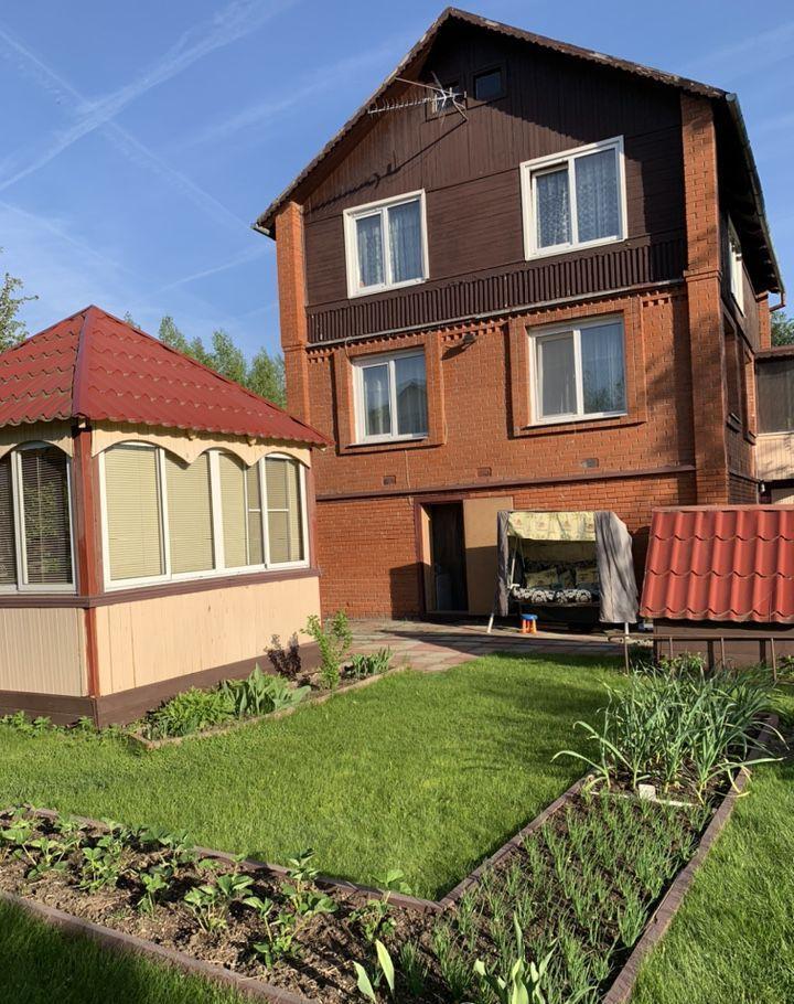 Продажа дома садовое товарищество Лесное, цена 4699999 рублей, 2021 год объявление №465913 на megabaz.ru