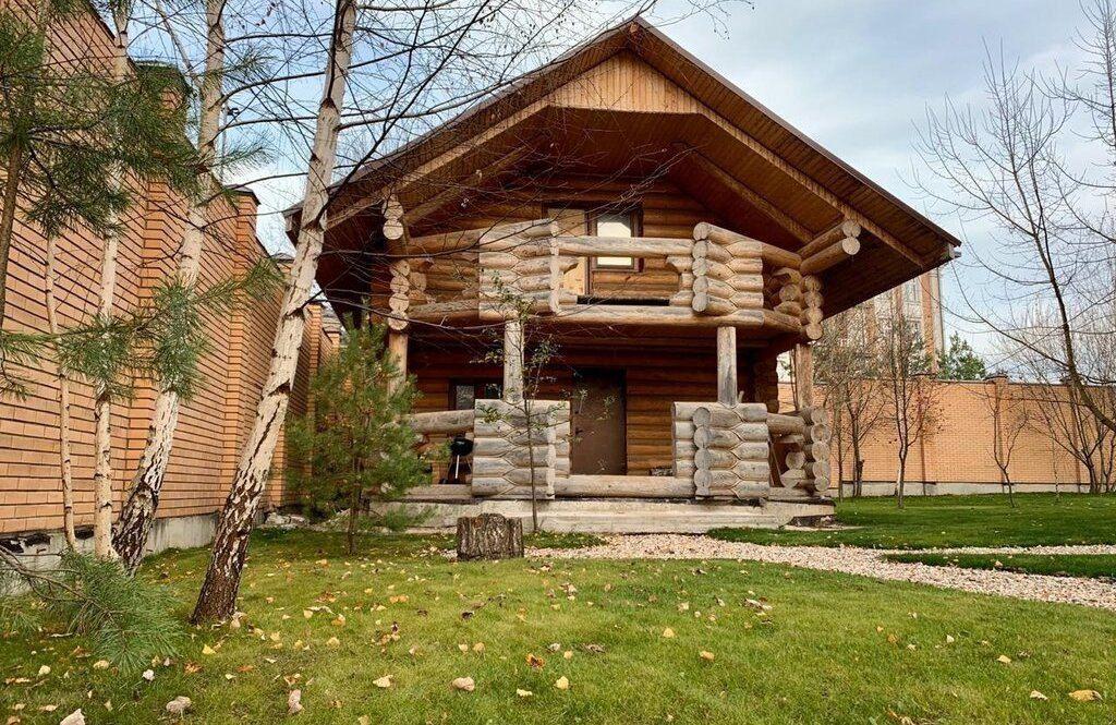 Продажа дома деревня Семенково, цена 28000000 рублей, 2020 год объявление №521376 на megabaz.ru