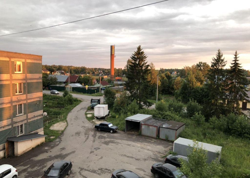 Продажа двухкомнатной квартиры поселок Нудоль, Футбольная улица 15, цена 1550000 рублей, 2021 год объявление №521318 на megabaz.ru