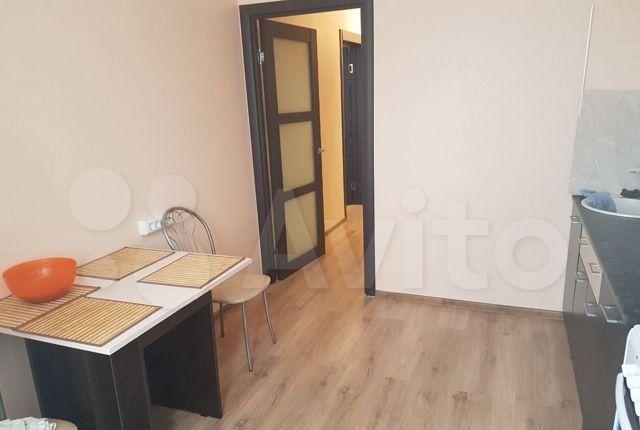 Аренда однокомнатной квартиры деревня Брёхово, цена 27000 рублей, 2021 год объявление №1279262 на megabaz.ru