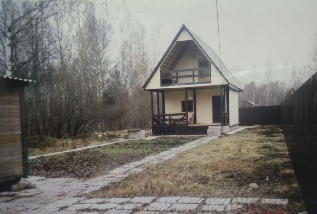 Продажа дома садовое товарищество Ивушка, цена 850000 рублей, 2021 год объявление №521443 на megabaz.ru