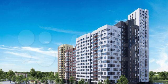Продажа двухкомнатной квартиры поселок Нагорное, Липкинское шоссе 5К, цена 7800000 рублей, 2021 год объявление №549542 на megabaz.ru