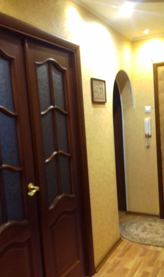 Продажа трёхкомнатной квартиры поселок Колюбакино, улица Попова 16Б, цена 4000000 рублей, 2021 год объявление №503581 на megabaz.ru