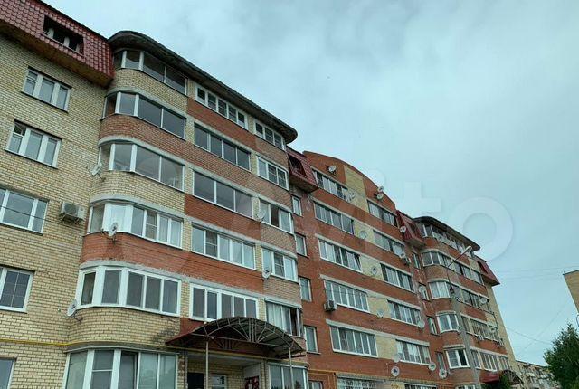 Продажа трёхкомнатной квартиры село Семеновское, Школьная улица 12А, цена 5990000 рублей, 2021 год объявление №591543 на megabaz.ru