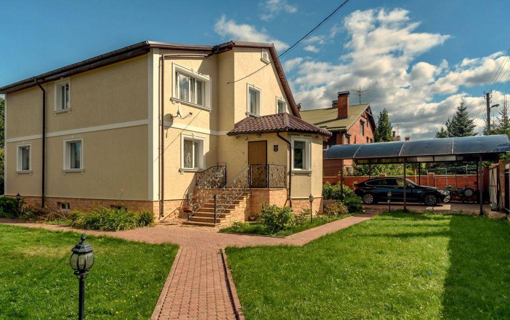 Продажа дома деревня Новоглаголево, Рябиновая улица 15, цена 26500000 рублей, 2021 год объявление №512607 на megabaz.ru