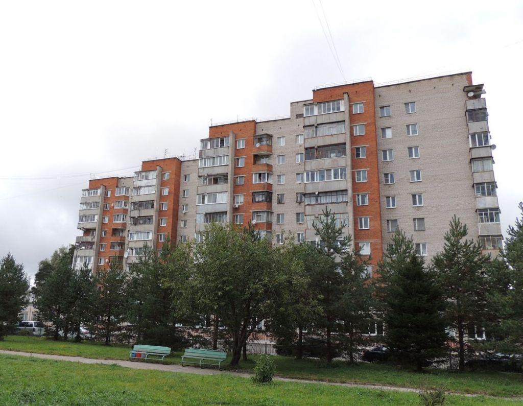 Продажа трёхкомнатной квартиры деревня Радумля, цена 5450000 рублей, 2020 год объявление №503561 на megabaz.ru