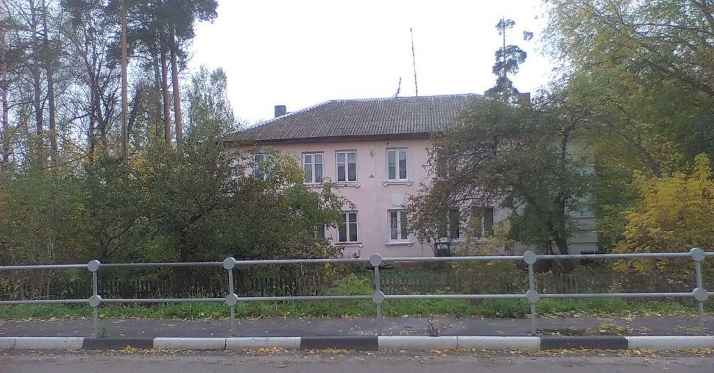 Продажа двухкомнатной квартиры поселок Шатурторф, Интернациональная улица 16, цена 1300000 рублей, 2021 год объявление №405642 на megabaz.ru