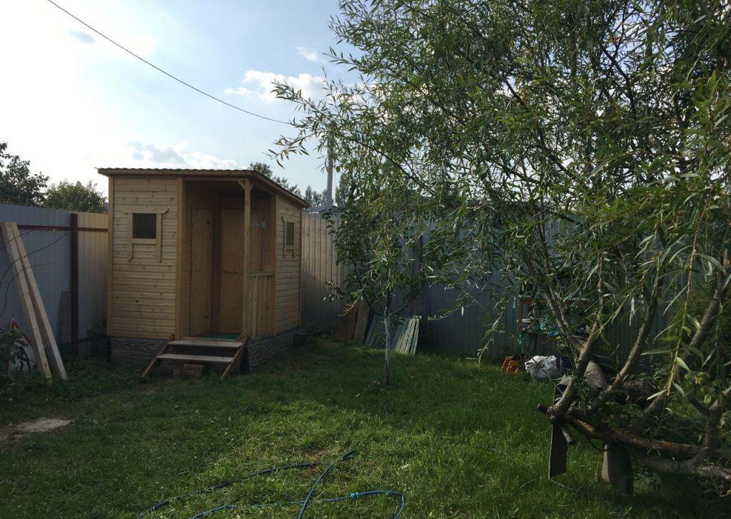 Продажа дома деревня Васькино, Фруктовая улица, цена 1390000 рублей, 2021 год объявление №355696 на megabaz.ru