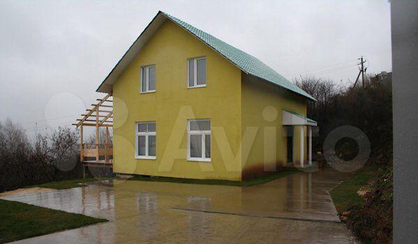 Аренда дома деревня Слобода, улица Старая Слобода, цена 70000 рублей, 2021 год объявление №1304739 на megabaz.ru