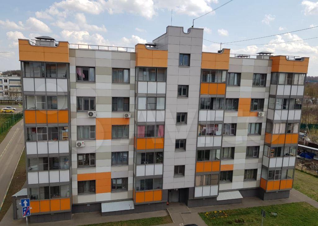 Аренда однокомнатной квартиры деревня Марусино, Заречная улица 37к9, цена 20000 рублей, 2021 год объявление №1385916 на megabaz.ru