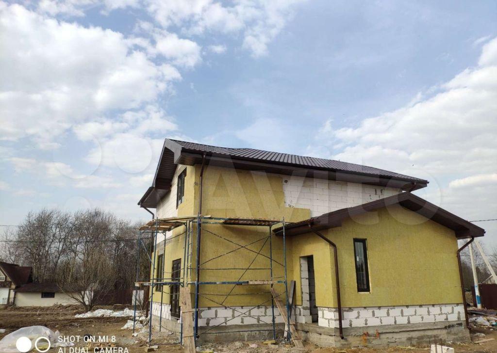 Продажа дома деревня Рузино, Хуторская улица, цена 8500000 рублей, 2021 год объявление №616761 на megabaz.ru