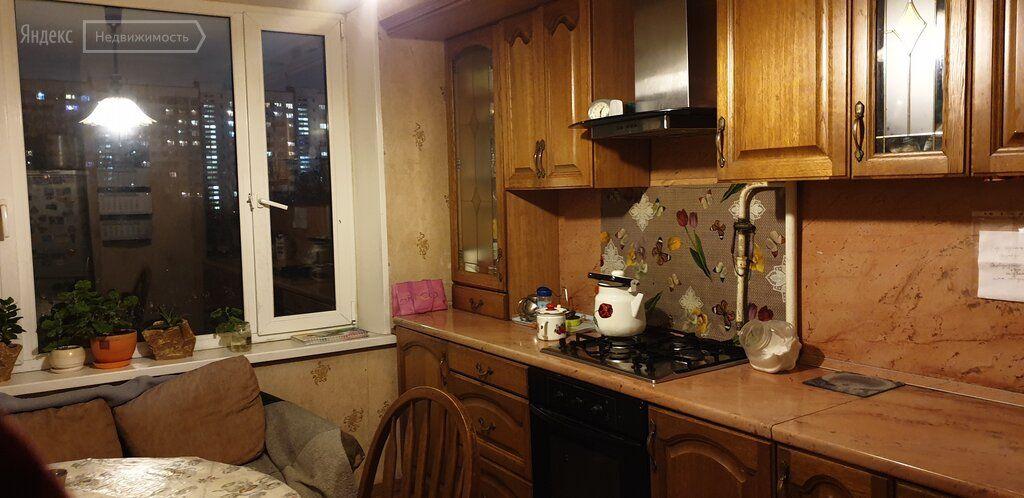 Продажа двухкомнатной квартиры Москва, метро Юго-Западная, проспект Вернадского 119, цена 17000000 рублей, 2021 год объявление №567898 на megabaz.ru