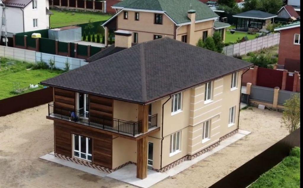 Продажа дома село Марфино, 1-й Голицынский переулок, цена 28000000 рублей, 2020 год объявление №516629 на megabaz.ru
