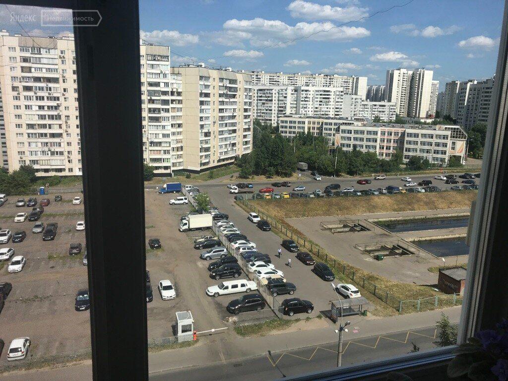 Продажа трёхкомнатной квартиры Москва, метро Братиславская, Мячковский бульвар 8, цена 12900000 рублей, 2021 год объявление №522139 на megabaz.ru