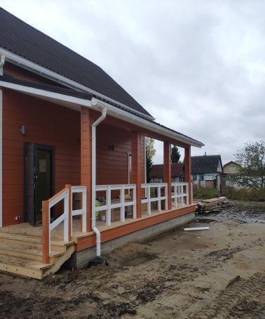 Продажа дома деревня Андреевское, цена 4900000 рублей, 2021 год объявление №550276 на megabaz.ru