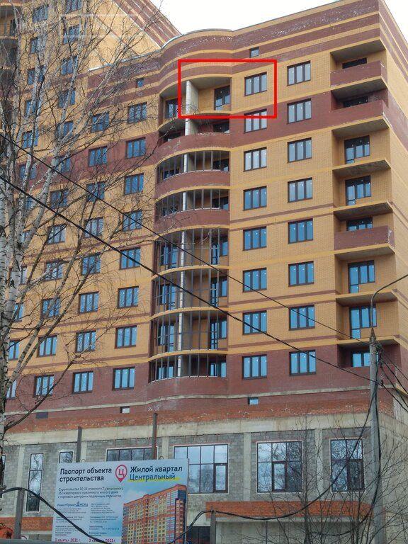 Продажа однокомнатной квартиры Щелково, метро Бабушкинская, цена 4250000 рублей, 2021 год объявление №601728 на megabaz.ru