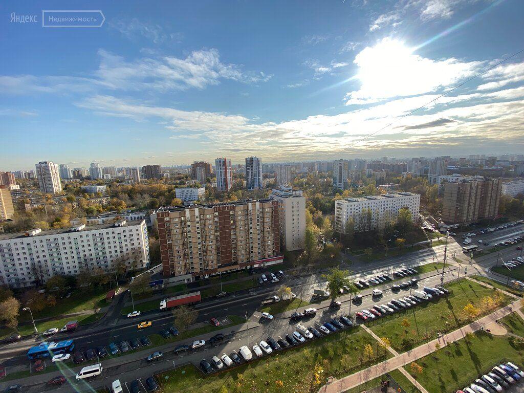 Продажа трёхкомнатной квартиры Москва, метро Кузьминки, Окская улица 3к1, цена 17500000 рублей, 2021 год объявление №530241 на megabaz.ru