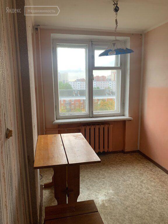 Продажа двухкомнатной квартиры Балашиха, метро Новокосино, улица Крупской 12, цена 6400000 рублей, 2021 год объявление №709667 на megabaz.ru