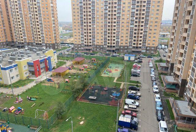 Продажа однокомнатной квартиры поселок Мебельной фабрики, Заречная улица 7А, цена 4100000 рублей, 2021 год объявление №537221 на megabaz.ru