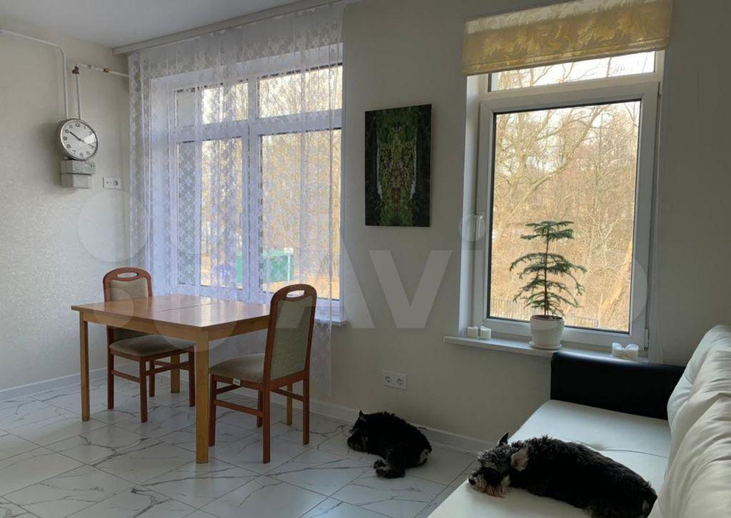 Аренда однокомнатной квартиры деревня Горки, 1-й Туровский переулок 14, цена 33000 рублей, 2021 год объявление №1364726 на megabaz.ru