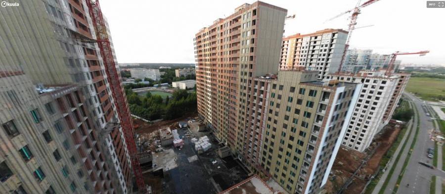 Продажа однокомнатной квартиры рабочий поселок Новоивановское, цена 4999000 рублей, 2021 год объявление №504735 на megabaz.ru