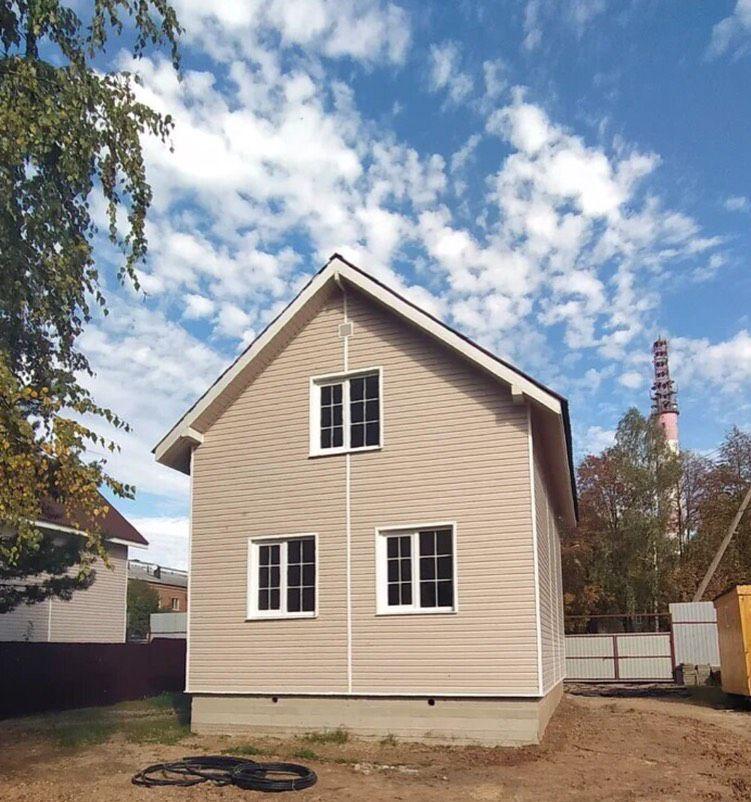 Продажа дома деревня Пешково, цена 2690000 рублей, 2021 год объявление №523571 на megabaz.ru