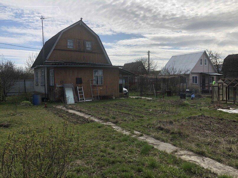 Продажа дома садовое товарищество Строитель, цена 770000 рублей, 2021 год объявление №551127 на megabaz.ru