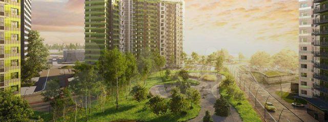 Продажа двухкомнатной квартиры поселок Развилка, метро Зябликово, цена 5395000 рублей, 2021 год объявление №585233 на megabaz.ru