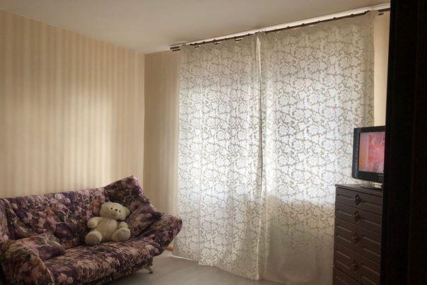 Продажа однокомнатной квартиры Лыткарино, Парковая улица 9, цена 4500000 рублей, 2021 год объявление №505860 на megabaz.ru