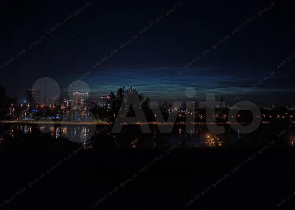 Продажа однокомнатной квартиры Москва, метро Коломенская, Нагатинская набережная 34, цена 9800000 рублей, 2021 год объявление №611232 на megabaz.ru