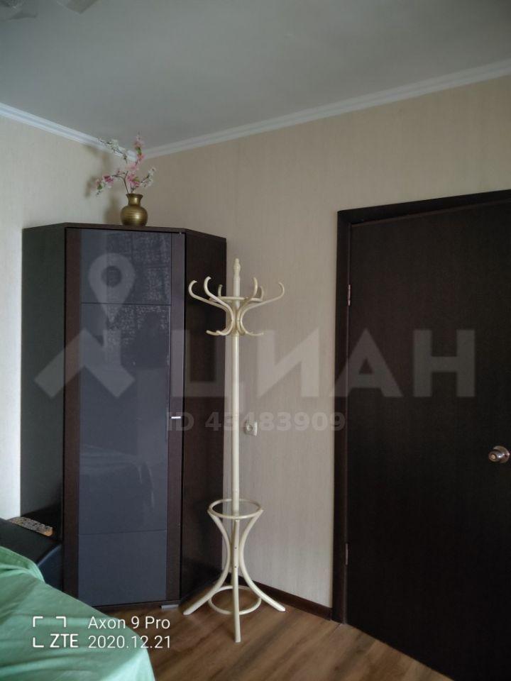 Аренда однокомнатной квартиры поселок Мебельной фабрики, Заречная улица 1А, цена 25000 рублей, 2021 год объявление №1286518 на megabaz.ru